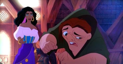 Esmeralda and Quasi